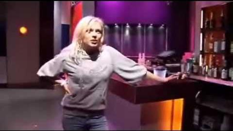 EastEnders - Roxy gives a tour of R&R nightclub