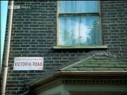 Victoria Road Sign