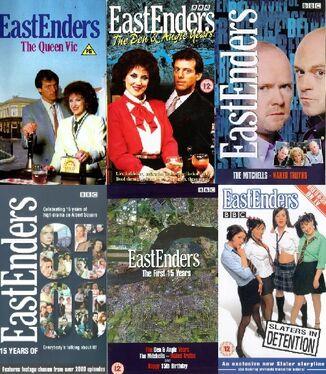 Eastender VHS