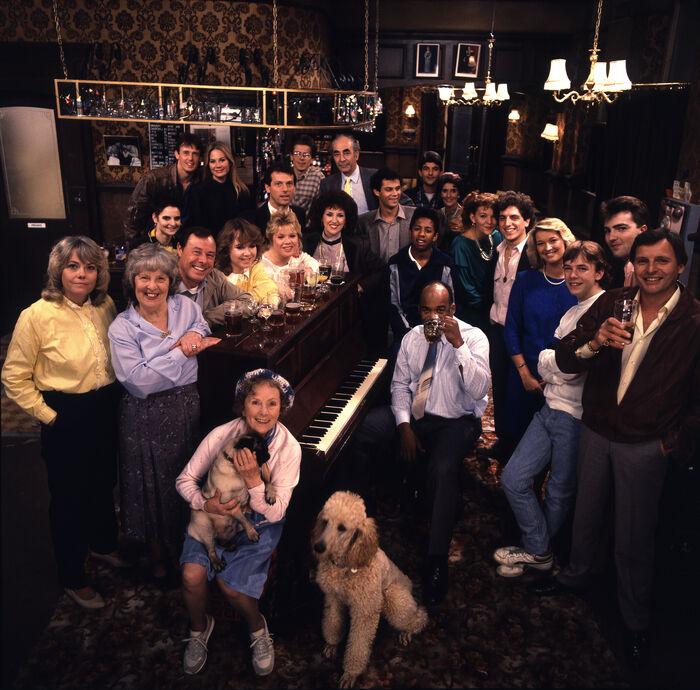 EastEnders Cast (1985) 2
