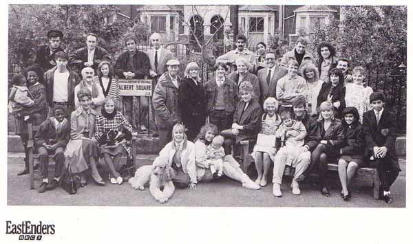 EastEnders Cast (1988)