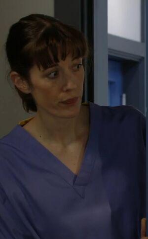 Nurse Teresa Brookes (26 December 2016)
