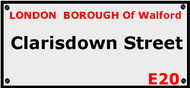 Clarisdown Street