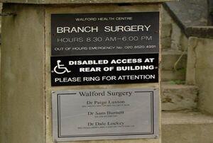 Walford Surgery