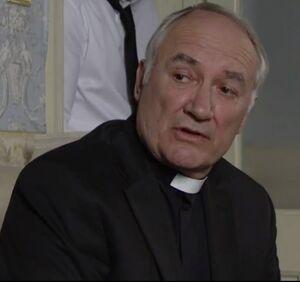 Reverend Stevens