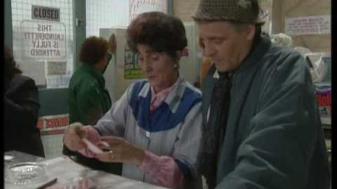 Dot Cotton vs Mr Papadopulous - EastEnders - BBC