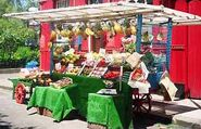 Bridge Street Market Fruit Stall