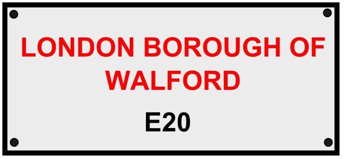 E20 Sign