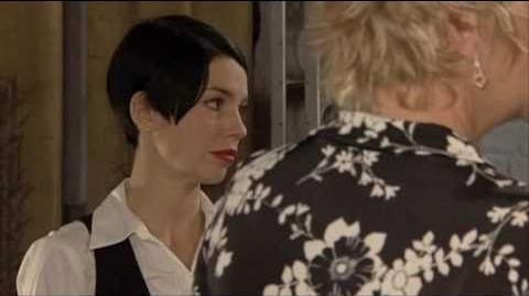 EastEnders - Shirley vs the Fargo's Waitress