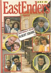 Eastenders Annual 1986 (Book 1986)