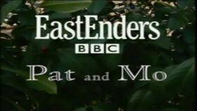 EastEnders Pat and Mo (2004)