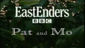 EastEnders Pat and Mo (2004)