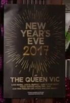 New Year's Eve 2017 Leaflet (27 December 2016)