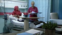 Shabnam Masood in Hospital (2015)