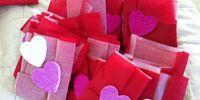 Valentine's Heart Surprises