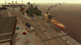 Tidmouth Shipping Co.