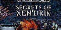 Secrets of Xen'drik (book)