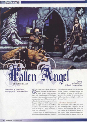 Dungeon Magazine 117-8