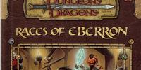 Races of Eberron (book)