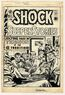 Shock Suspenstories Vol 1 1 Original Cover Art