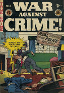War Against Crime Vol 1 1