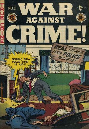 War Against Crime Vol 1 1