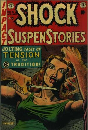 Shock SuspenStories Vol 1 8