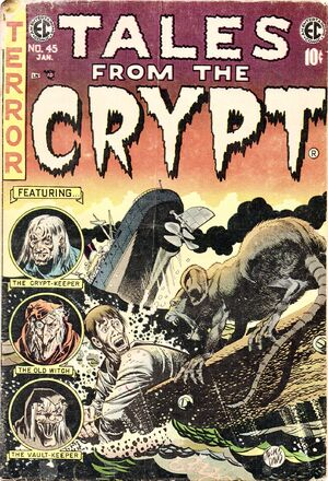 Tales from the Crypt Vol 1 45