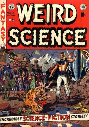 Weird Science Vol 1 13
