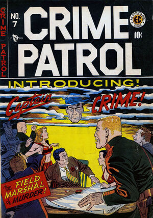 Crime Patrol Vol 1 7