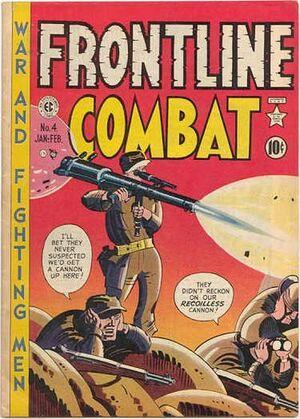 Frontline Combat Vol 1 4