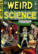 Weird Science Vol 1 15(4)