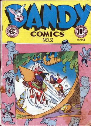Dandy Comics Vol 1 2