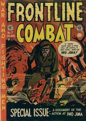 Frontline Combat Vol 1 7