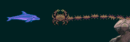 Ecco and Skinytail TetherCrab