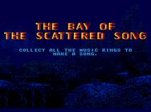 Bay of scatter