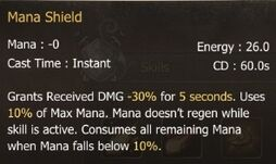 Mana Shield