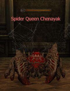 Spider Queen Chenayak