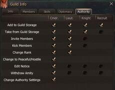Guild Authority