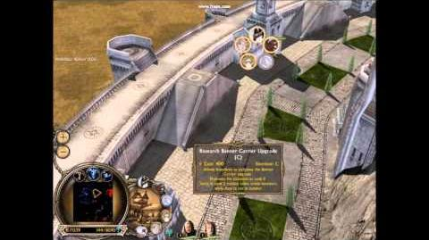 Minas Tirith - Rohan Units