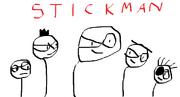 Stickman Poster