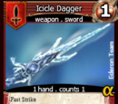 Icicle Dagger