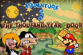 Edventure of TTYD by legendofzeldarocks