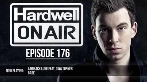 Hardwell On Air 176 (with guestmix by Dannic)