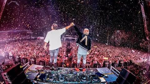 Axwell Λ Ingrosso Ultra Music Festival Miami 2017 LIVE