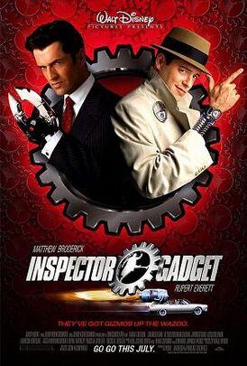 Inspector gadget ver2