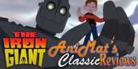 AniMat's Classic Reviews - The Iron Giant