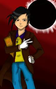 Solar Eclipse Eddy by super0kawaii0kitty