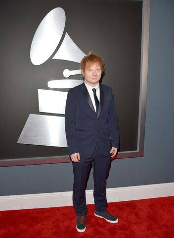 File:Ed Sheeran Grammys.jpg