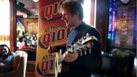 Ed Sheeran US Tour Diary 2013 (Part 1)
